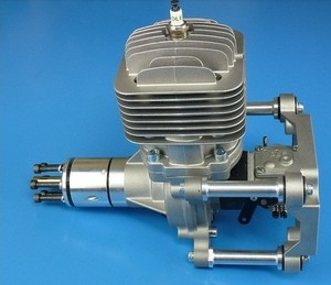Image 4 - Originale DLE85 85CC DLE Monocilindrico 2 strokes Benzina/Motore A Benzina per RC Airplane