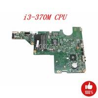 NOKOTION 637583 001 DAAX1JMB8C0 Laptop Motherboard for HP Pavilion G62 G42 Main board Hm55 i3 370M CPU Intel HD DDR3 full tested