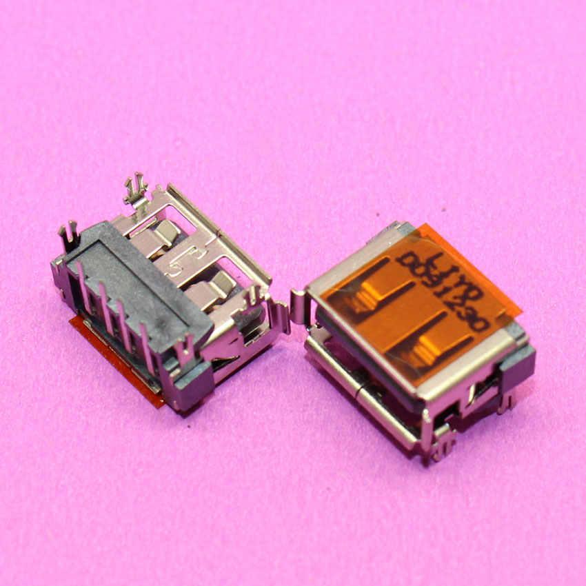 玉渓ノートパソコンのマザーボードusbジャックポートコネクタ用レノボK41M E41A K41A b460 K41G C467A C466A g450 f41
