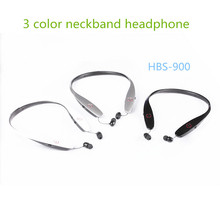 2016 Hot fashion wireless Bluetooth headphones for mobile phones smart headset Bluetooth with Mic Neckback Headphones