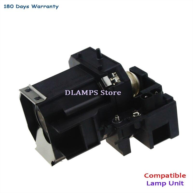 Напрямую с фабрики продать ELPLP39 V13H010L39 Замена лампы с корпусом для EPSON EMP TW1000/EMP TW2000 EMP TW700 EMP TW980