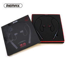 Remax RB-S6 Bluetooth Headset Sport Wireless Earphone For Xiaomi Redmi Note 7 mi 8 lite band 3 9 a2 Neckband Headphone