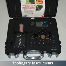Underground digital EPX10000 Metal Detector for Gold Silver Copper Tin and Jewel Finder Long Range detector