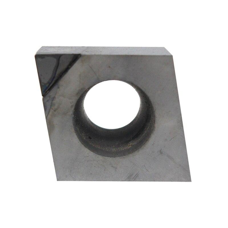 (PCD)SEHT1204 PCD INSERTS CNC for Aluminum Polycrystalline diamond tools 2pcs
