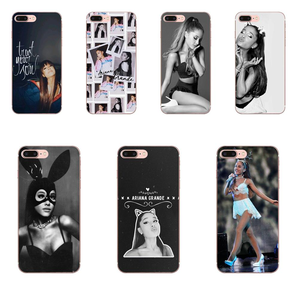 <font><b>Sexy</b></font> Cat Ar Ariana Grande Novelty <font><b>Fundas</b></font> For Galaxy J1 J2 J3 J330 J4 J5 J6 <font><b>J7</b></font> J730 J8 2015 <font><b>2016</b></font> 2017 2018 mini Pro image