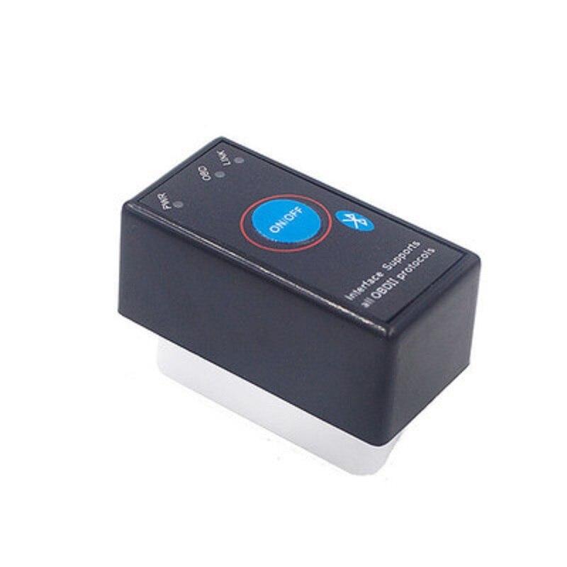 Super Mini Elm327 Bluetooth Obd2 V1.5 Elm 327 V 1.5 Obd 2 Car Diagnostic Tool Scanner Elm 327 Obdii Adapter Auto Diagnostic Tool
