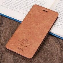 Высокое качество кожаный чехол для Xiaomi Redmi 3X телефона протектор откидная крышка с подставкой