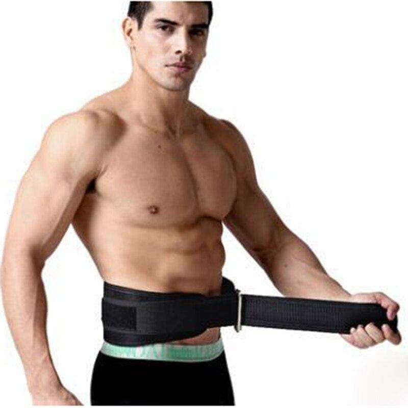 ᓂProtección de Fitness pesas culturismo cinturones cinturón volver ...