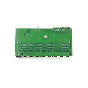 Image 5 - 8 포트 기가비트 스위치 모듈은 led 라인 8 포트 10/100/1000 m 접촉 포트 미니 스위치 모듈 pcba 마더 보드에 널리 사용됩니다.