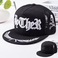 2016 Summer New Fashion Skull Printing Black White Hip Hop Mesh Baseball Caps Sun Hats Snapbacks Casquette For Men Women