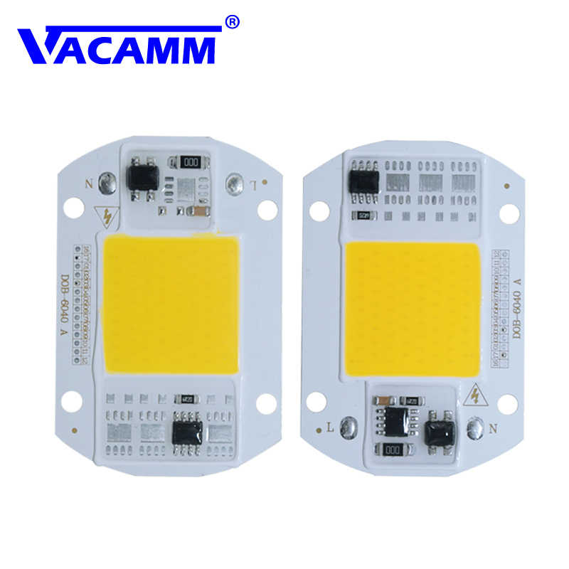 LED Integrated Lamp COB Light Bulb AC220V 110V 30W 50W Led Lamp With Smart IC Driver White / Warm White DIY Floodlight Spotlight