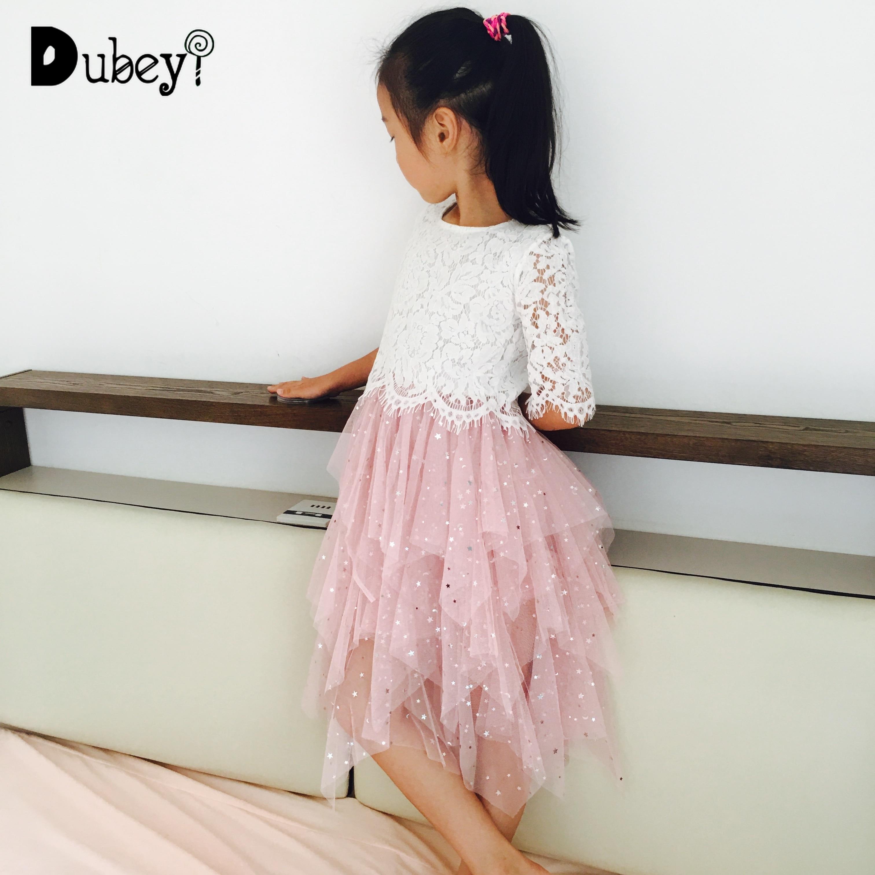 Fille Boutique tenues enfants dentelle haut + volants Tutu jupe mode vêtements ensemble adolescents filles vêtements 10 12 ans princesse fête