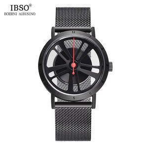 9fef636232d IBSO Sport Quartz Watch Mens Watches 2018 Relogio Masculino