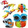 Educational Bendable DIY Magnetic Multicolor 14 44 Pcs Magnaflex Building Blocks Classic Christmas Gift Toys For