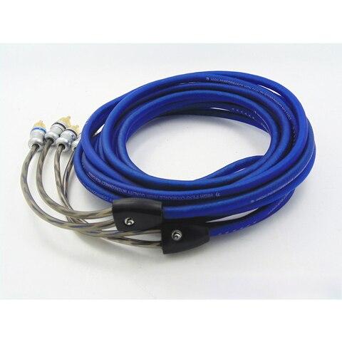 rca de cobre livre de oxigenio cabo de audio de alta grade 5 m