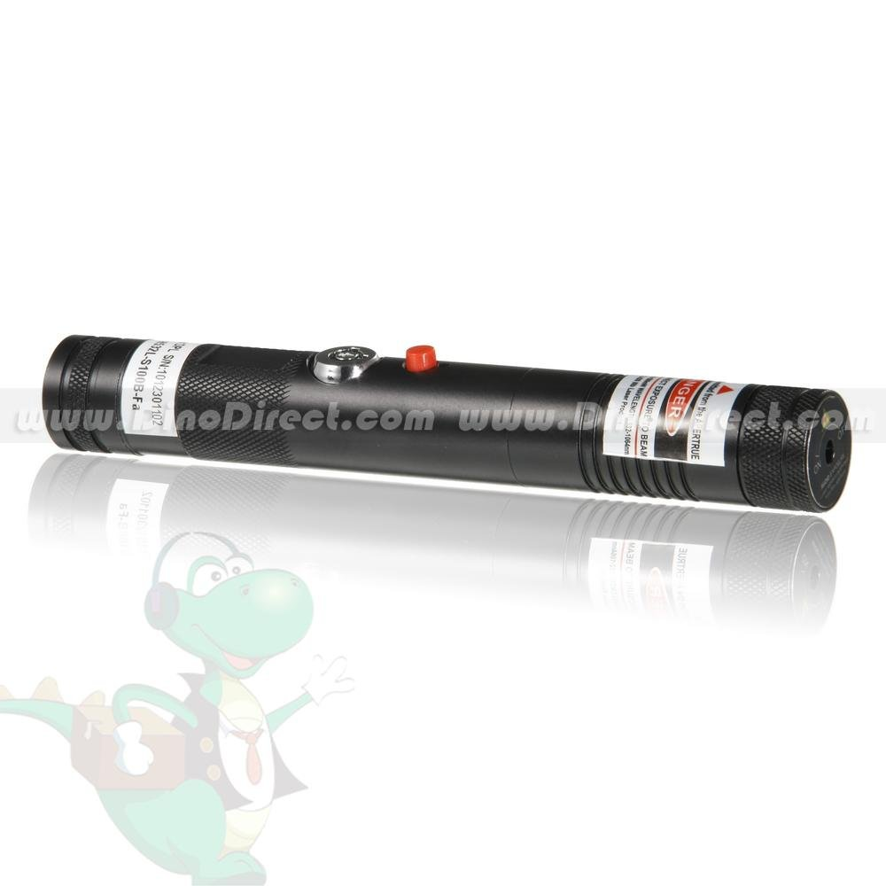 ФОТО 808nm 300mw Flashlight Handheld Pure Infrared Laser Pointer Pen (Certified Power Guaranteed)
