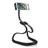 Flexible Ong Arm Mount Universal Lazy Bracket Neck Waist Holder LFor IPad IPhone Phone Holders Stands
