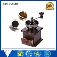 2017 New Arrival Coffee Hand Grinder Manual COFFEE GRINDER Mill Aluminum Alloy Bowl Ceramic Grinder Core