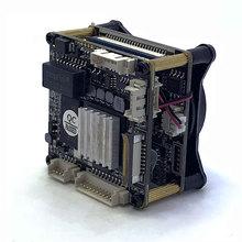 Полноцветная ip-камера sony Starvis IMX385 с ночным видением, модуль смарт-камеры безопасности, звездный свет Hi3516D ONVIF, ip-плата, камера SIP-E385D