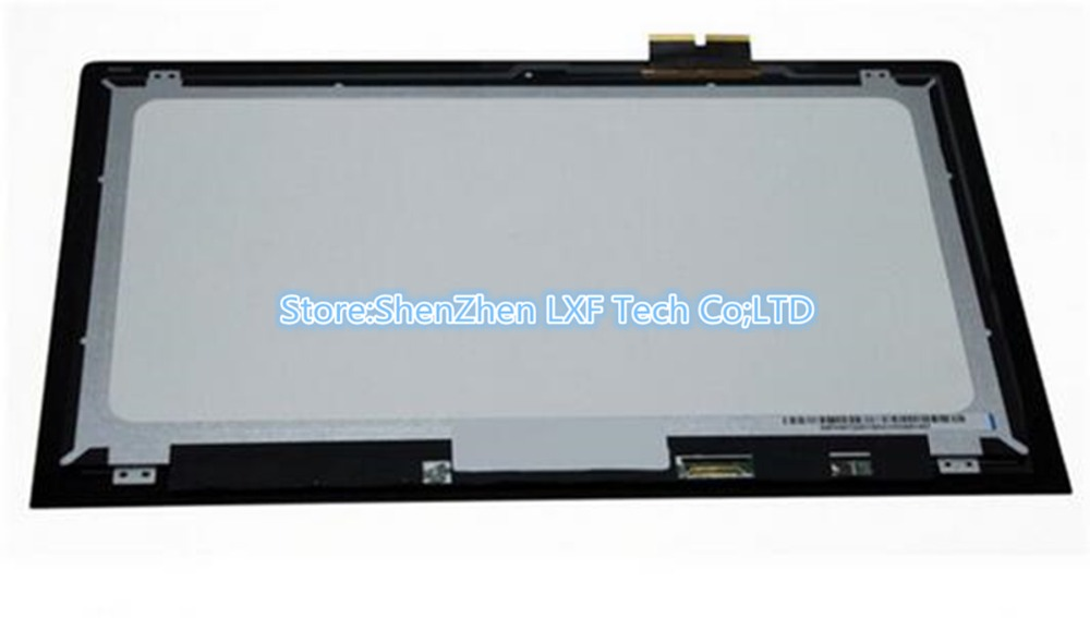 FOR LENOVO IDEAPAD Y700-15ISK Y700 SERIES 15.6 LCD DISPLAY TOUCH SCREE ASSEMBLY 1920*1080