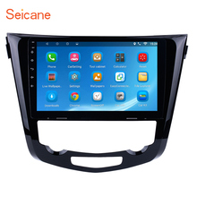 Seicane 2 DIN 10.1″Android 7.1/Android 6.0 Car Radio Stereo GPS Navigation Head Unit For 2013 2014-2016 Nissan QashQai X-Trail