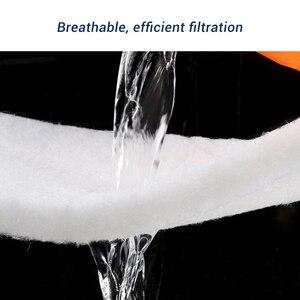 3 м * 30 см губка, фильтр для аквариума пена аквариум фильтр утепленные Биохимический хлопковый медиа фильтр для аквариума аксессуары