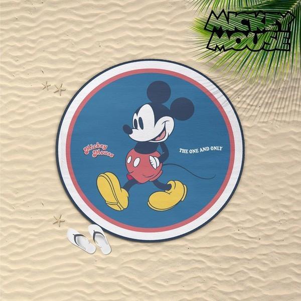 Towel Beach Mickey Mouse 78047