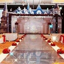 Home Garden - Festive  - Wedding Party Decoration Mirror Carpet Double Silver 20mx100cm 20mx120cm 20mx150cm Double Silver Super Bright 23068
