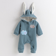 861ddcad4 Buy thick padded hooded clothing for baby and get free shipping on ...