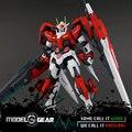 MC Metal Gear Sete Espadas/G 7 S 1/100 MB De Metal De construção Inspeção 00 Cor Vermelha