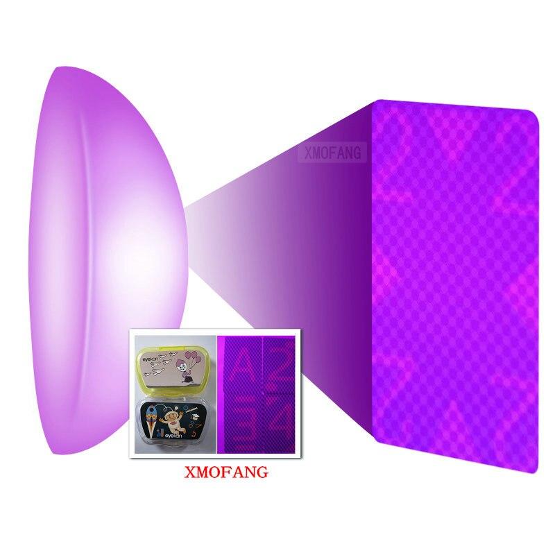 Magie poker maison-XMOFANG Perspective lunettes costume jeu Perspective poker costume. boîte de lentilles de Contact. accessoires de magie. carte CL