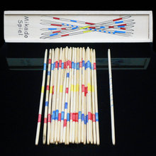 Exempt postage, factory direct sale, wooden toys, childrens intelligence stick game