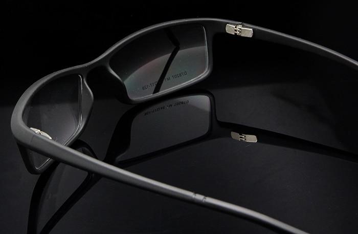 New 2015 Men Prescription Glasses Googles TR90 Flexible Optical Frame Glasses Man Oculos de grau