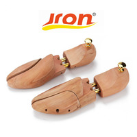 Jron Natural Schima Wood Shoes Tree For Men Woman Keep Shoes Shape Shoe Stretchers And Shapers
