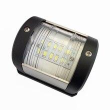 12 V barco marino navegación de barco indicador de luz de la lámpara de la señal de Stern luz barco accesorios marino