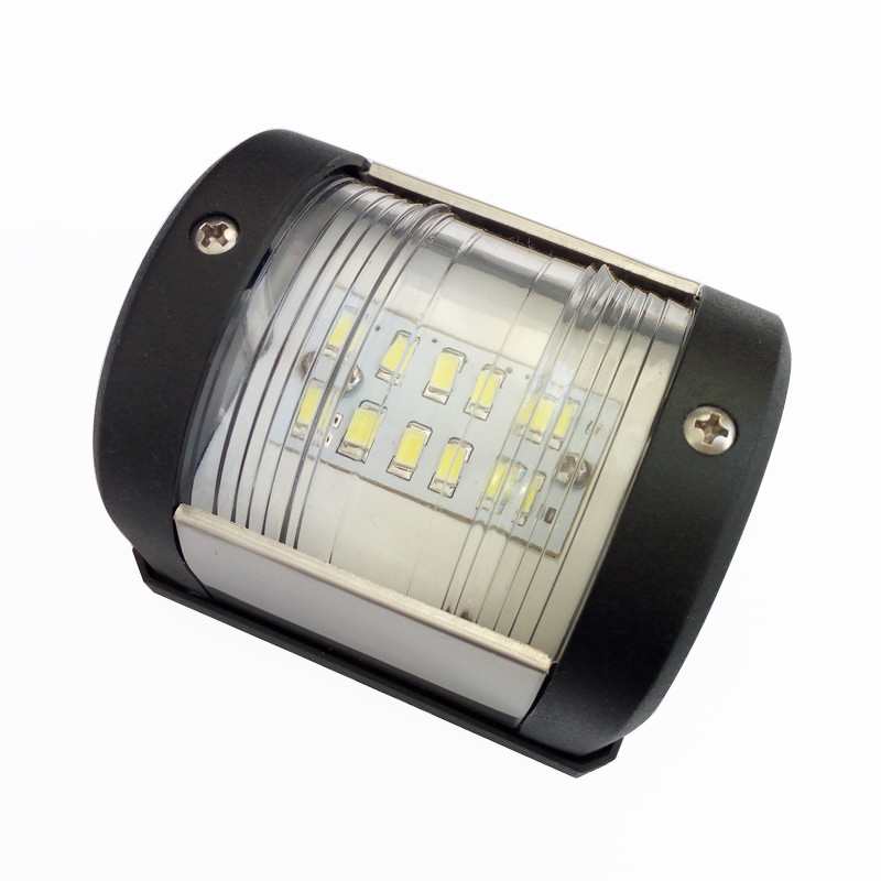 12V Marine Boat Yacht Navigation Light Indicator Signal Lamp Stern Light Boat Accessories Marine-in Marine Hardware from Automobiles & Motorcycles
