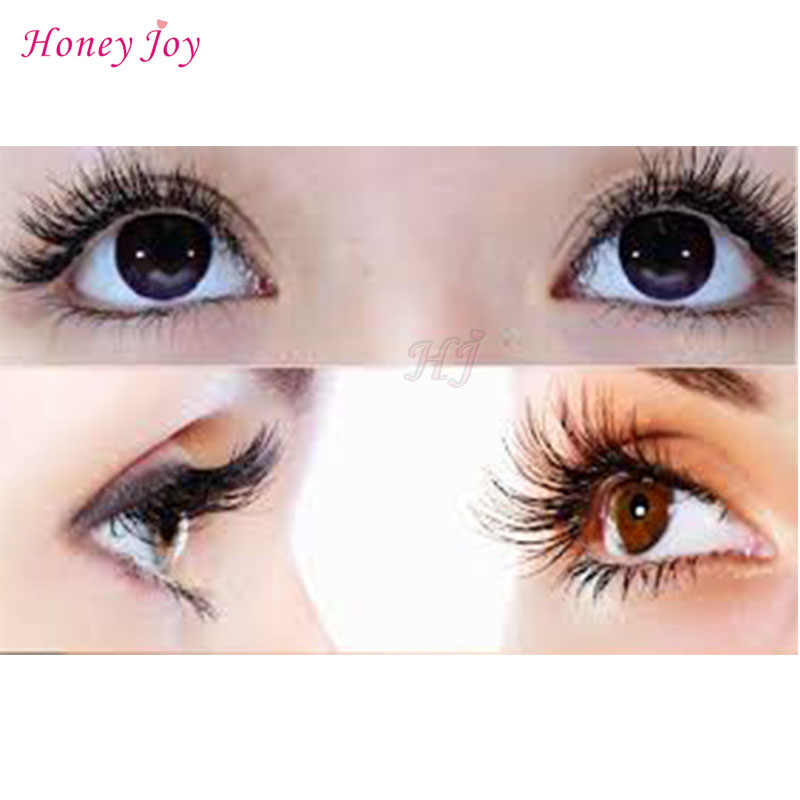 3051766aaa7 ... Perfect C curve 3D Beauty Makeup 8/10/12mm Grafting Fake False Mink  Eyelashes