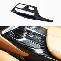 Gear Shift EPB Panel Cover Trim For BMW 5 Series G30 G31 17-18