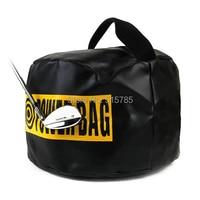 Andux Golf Power Impact Bag Golf Training Product Golf Training Aids Black Good Quality DJD 01