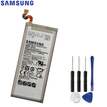 Original Replacement Samsung Battery For Galaxy Note 8 Note8 N9508 N9500 Project Baikal Genuine EB-BN950ABE 3300mAh
