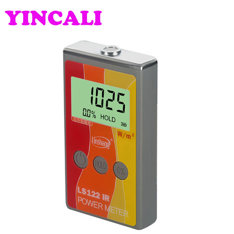Infrared Power meter LS122 IR  automatically calculate the IR transmission value Accuracy +/- 10%