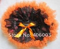 Free Shipping Halloween Party Baby Girl Ruffle Tutu Princess Pettiskirt