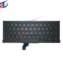 "NEW original for macbook pro 13"" A1502 denmark keyboard Danish keyboard clavier without backlight DK 2013 2014 2015year"