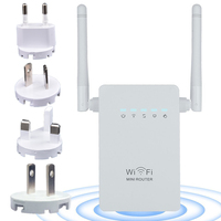 300Mbps Mini Wifi Repeater Wi Fi Range Extender Support Router AP Repeater And WISP Mode With
