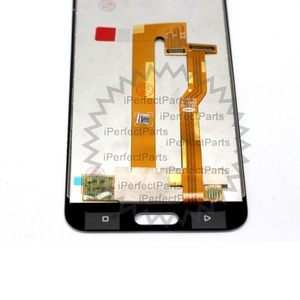 Image 2 - أسود/أبيض 5.0 بوصة استبدال إصلاح أجزاء ل HTC واحد A9S شاشة الكريستال السائل مجموعة المحولات الرقمية لشاشة تعمل بلمس ل HTC A9S LCD + أداة