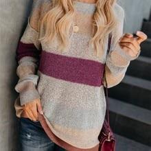 Осенний свитер для беременных; Одежда для беременных; модные вязаные свитера; боди; зимний джемпер для беременных женщин