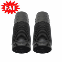 2 PCS/Pair ABC Strut Dust Cover For Mercedes Benz S Class W220 C215 Front Hydraulic Shock Absorber Rubber Dust Boot