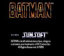 Batman 16 bit MD card with Retail box for Sega MegaDrive Video Game console system 1