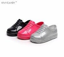 Nouveaux garçons filles sport chaussures sneakers mini sed enfants maille chaussures souples belle casual chaussures appartements Zapatos enfants mode sapato