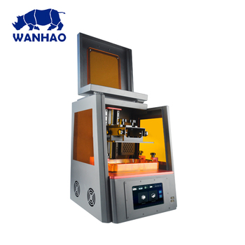 2019 newest WANHAO D8 Resin Jewelry Dental 3D Printer WANHAO duplicator 8 dlp sla LCD 3d printer machine free shipping with wifi 1